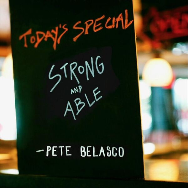 Cover art for Strong and Able